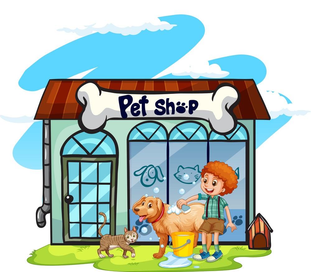 پشت ویترین وب سایت خود تجهیزات حیوانات دوست داشتنی را به نمایش بگذارید