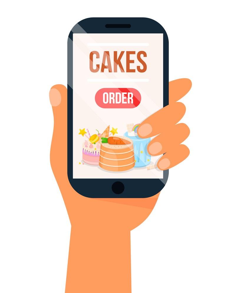 مشتریان قنادی آنلاین شما ،کیک های سفارشی مخصوص شما را به خاطر می سپارند
