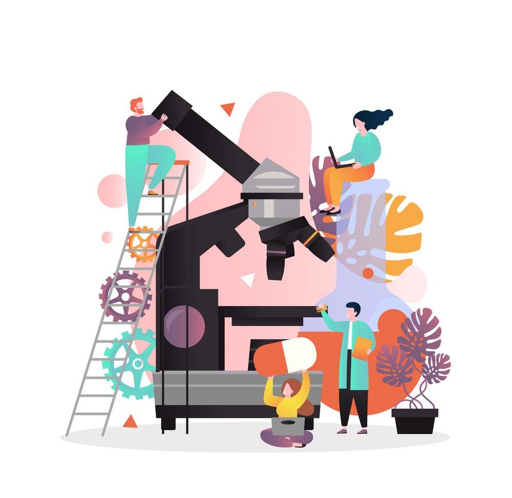 عوامل مهم در داشتن سایت آزمایشگاه موفق