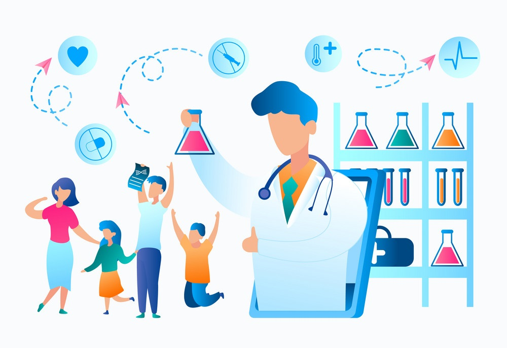 مدیریت آزمایشگاه به صورت آنلاین با طراحی وب سایت آزمایشگاه