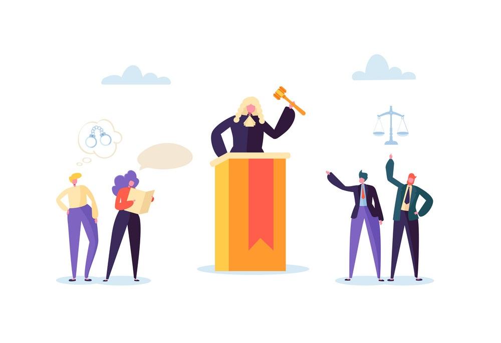 طراحی وب سایت وکیل