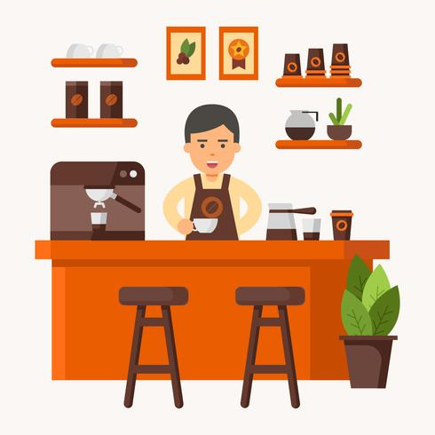 کافه و کافی شاپ