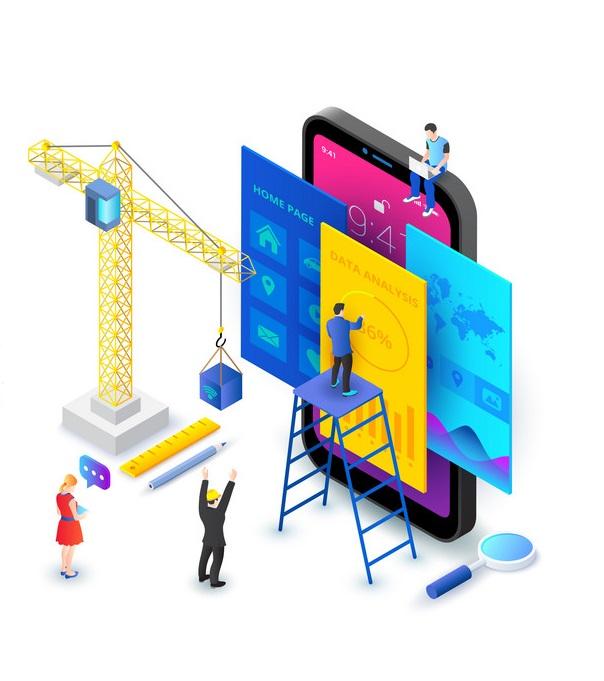 طراحی اپلیکیشن های ios