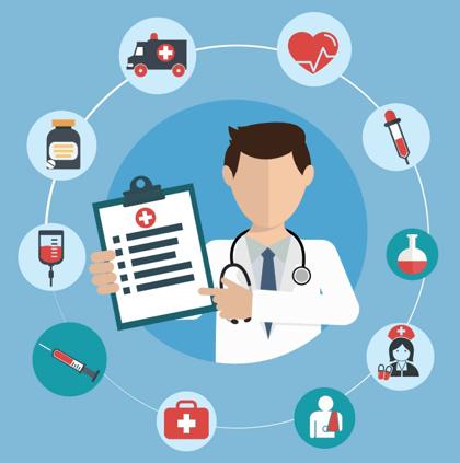 چرا بیمارستانها به طراحی وب سایت نیاز دارند؟