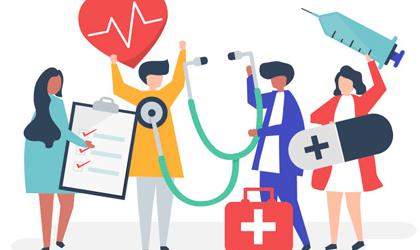 طراحی وب سایت بیمارستان و درمانگاه در دنیای وب