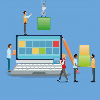 چرا طراحی وب سایت برای کارخانجات ضروری است؟