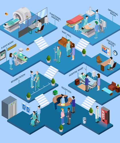 چرا روی سئو وب سایت بیمارستان و درمانگاه سرمایهگذاری مینمایید؟