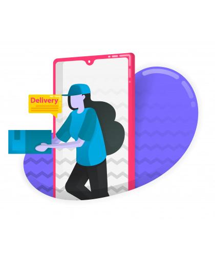 بهینه سازی وب سایت فست فود برای تلفنهای همراه
