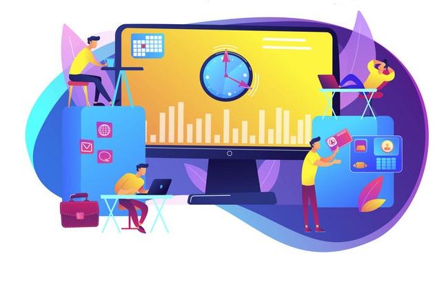 مدت زمان طراحی وب سایت چقدر است؟