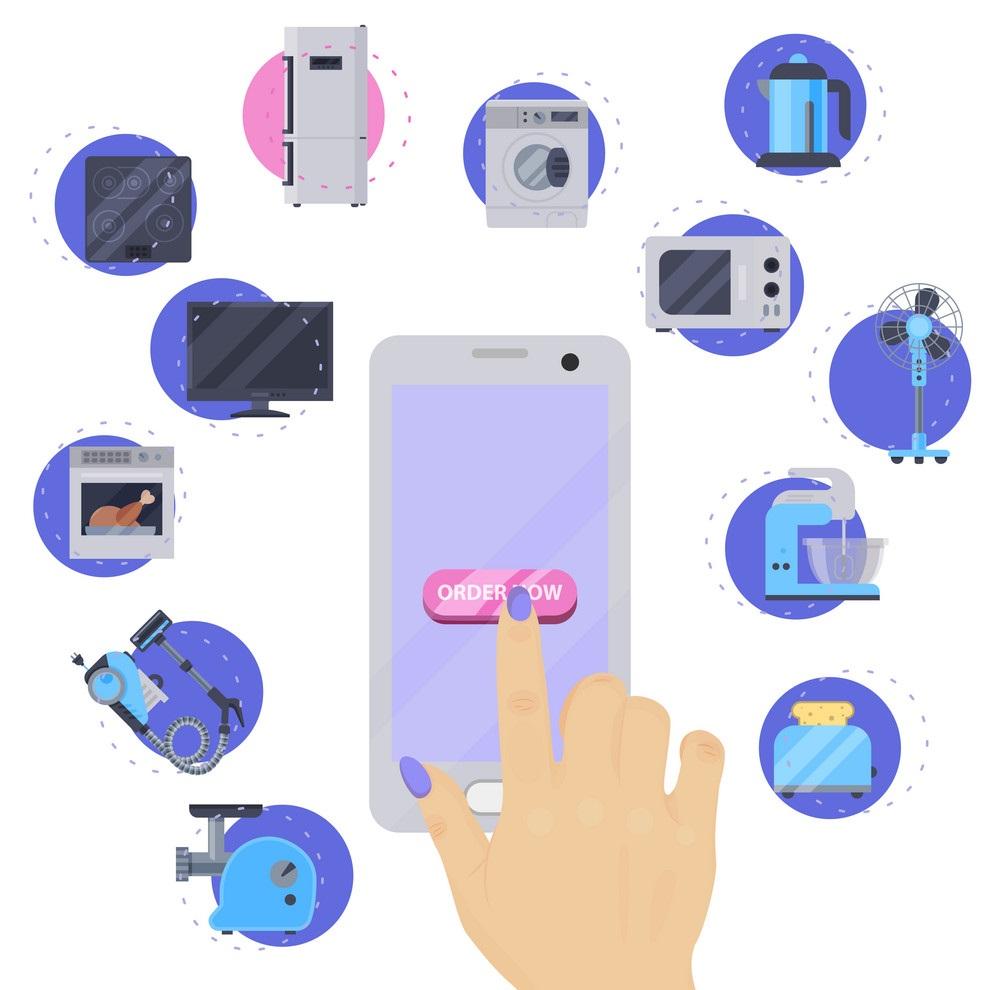 ۳ ایده برای بازاریابی اینترنتی محصولات بعد از طراحی وب سایت لوازم خانگی