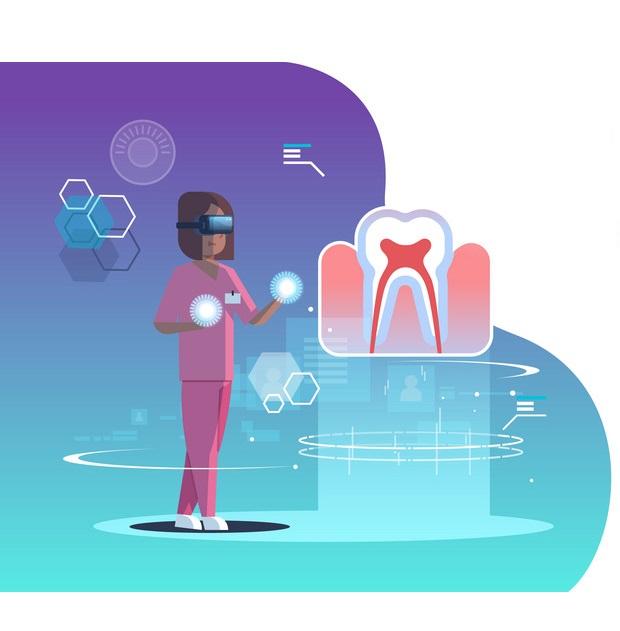 پشتیبانی فنی پس از طراحی وب سایت دندانپزشکی