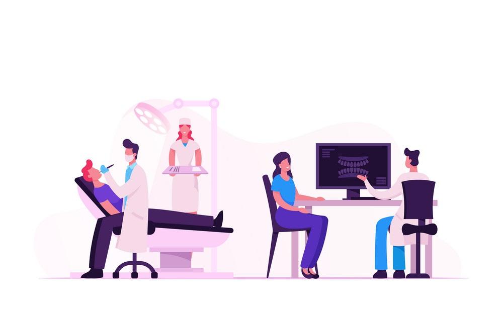 سیستم نوبت دهی آنلاین در طراحی وب سایت دندانپزشکی