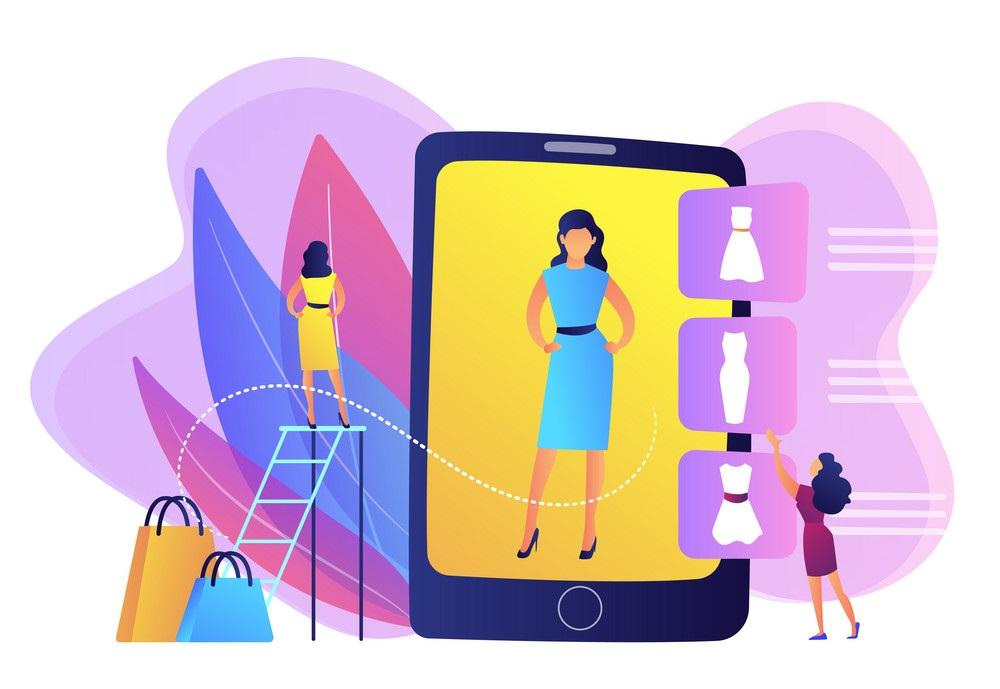 طراحی وب سایت فروش لباس برای چه حرفههایی مناسب است؟!