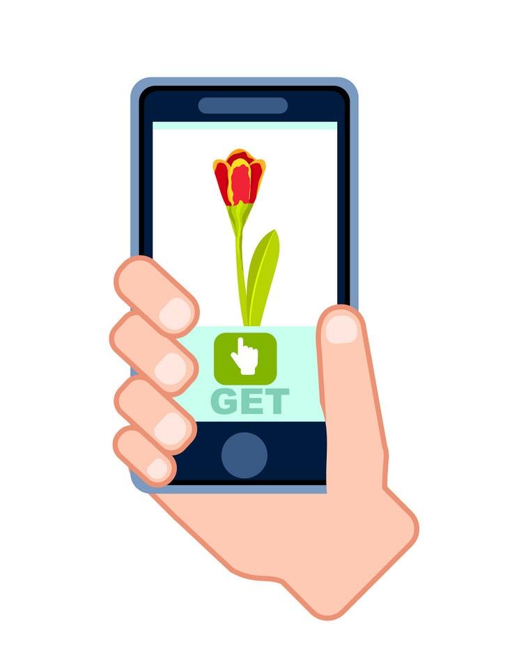 سهولت انتخاب و خرید انواع گل با طراحی وب سایت گل فروشی
