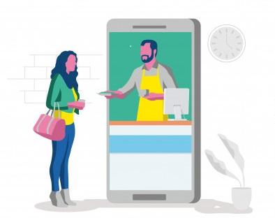 فست فود آنلاین با نام تجاری خود افتتاح کنید