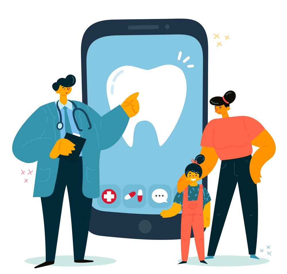 کانالی برای ارتباط دوطرفۀ بیماران و دندانپزشک
