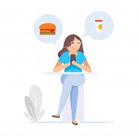 درصد زیادی از افراد قبل از رفتن به یک رستوران جدید، منوی آن را آنلاین چک میکنند!