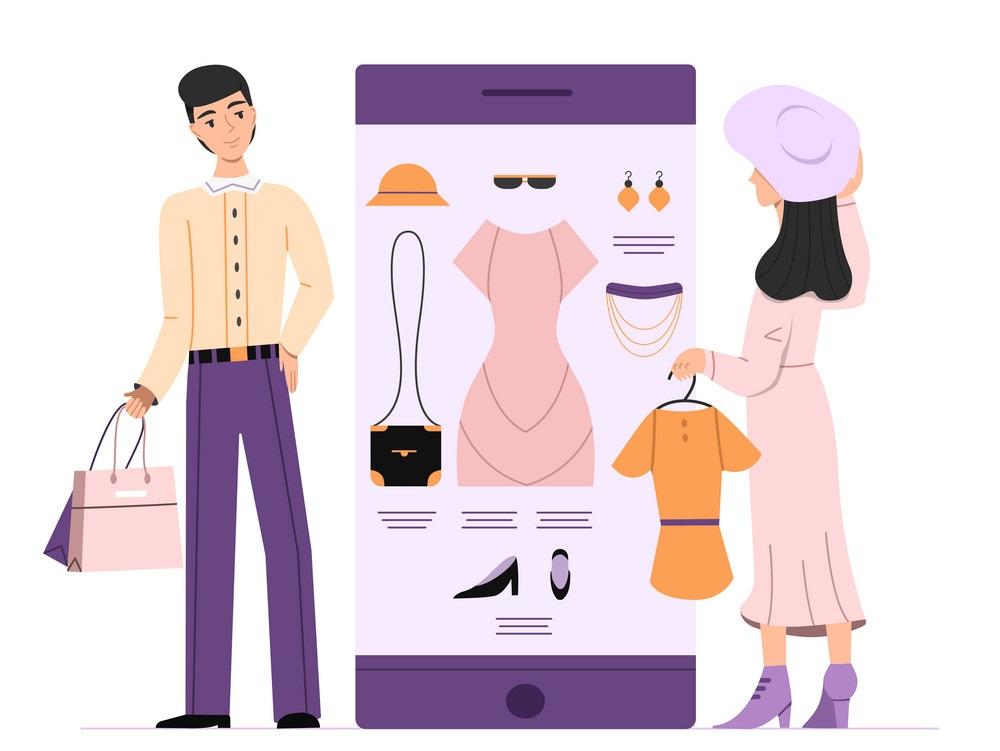 مزایای طراحی وب سایت فروش لباس