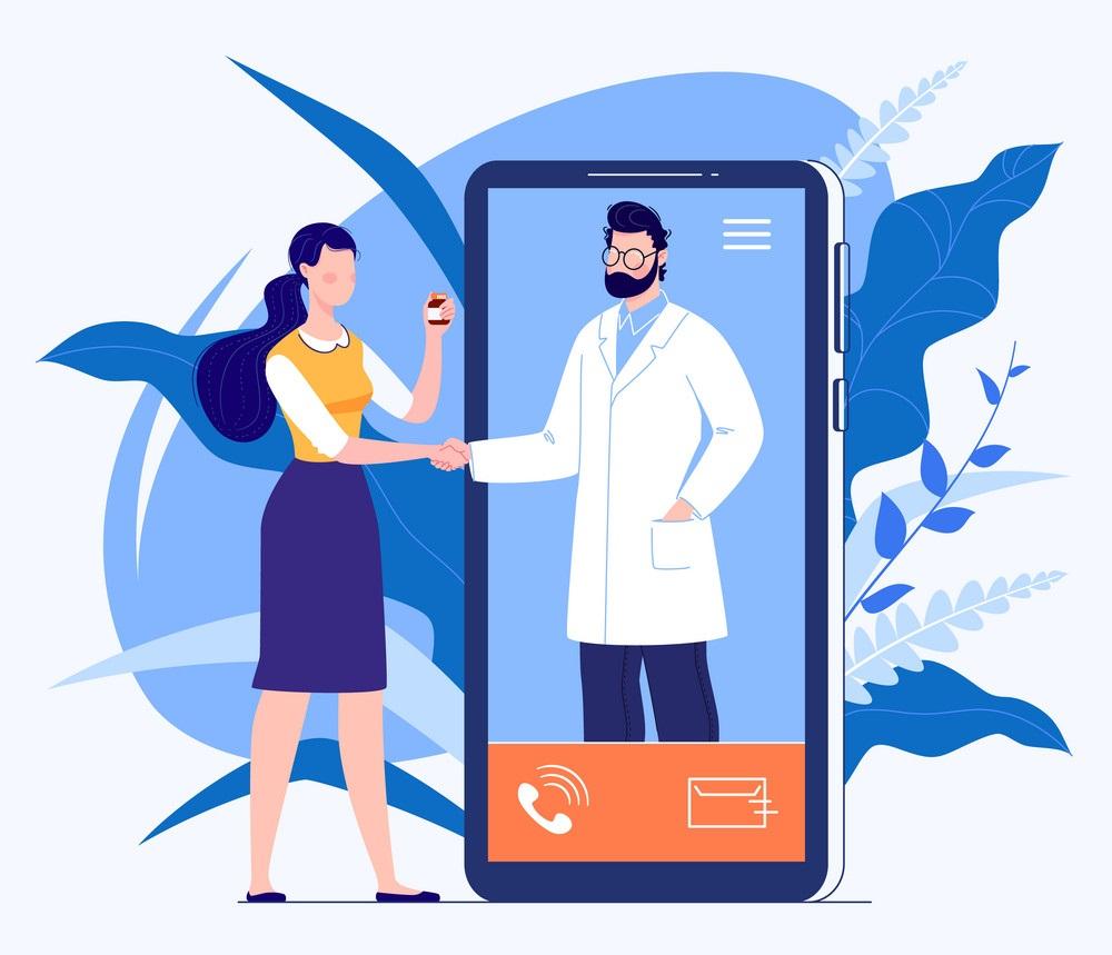 اپلیکیشن پزشکی