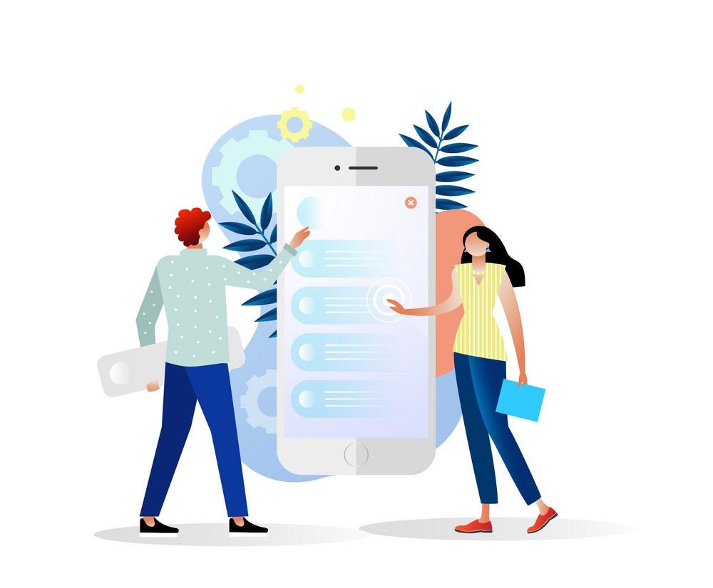 طراحی اپلیکیشن موبایل برای رفع نیازهای دیجیتال مشتریان