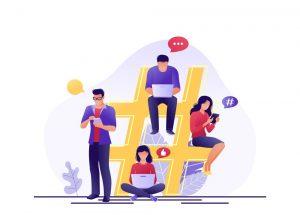 فعالیت در رسانههای اجتماعی