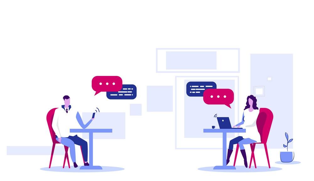 نرم افزار چت آنلاین اختصاصی