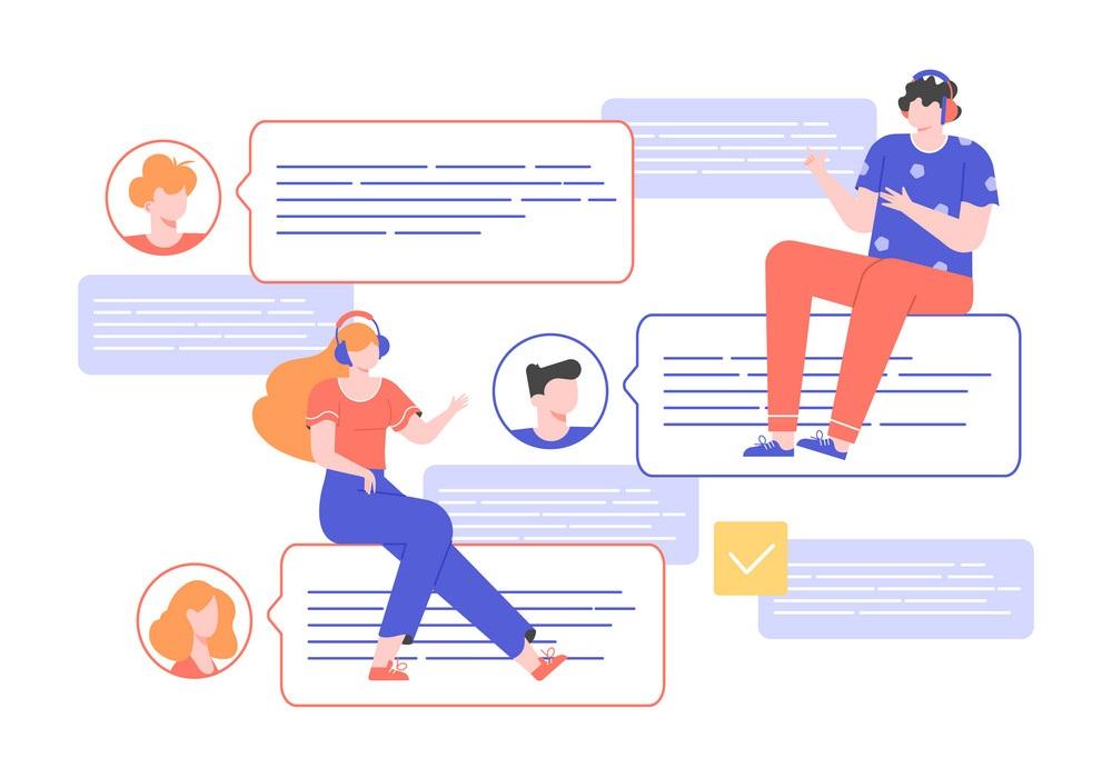 چت آنلاین هزینههای پشتیبانی را کاهش میدهد