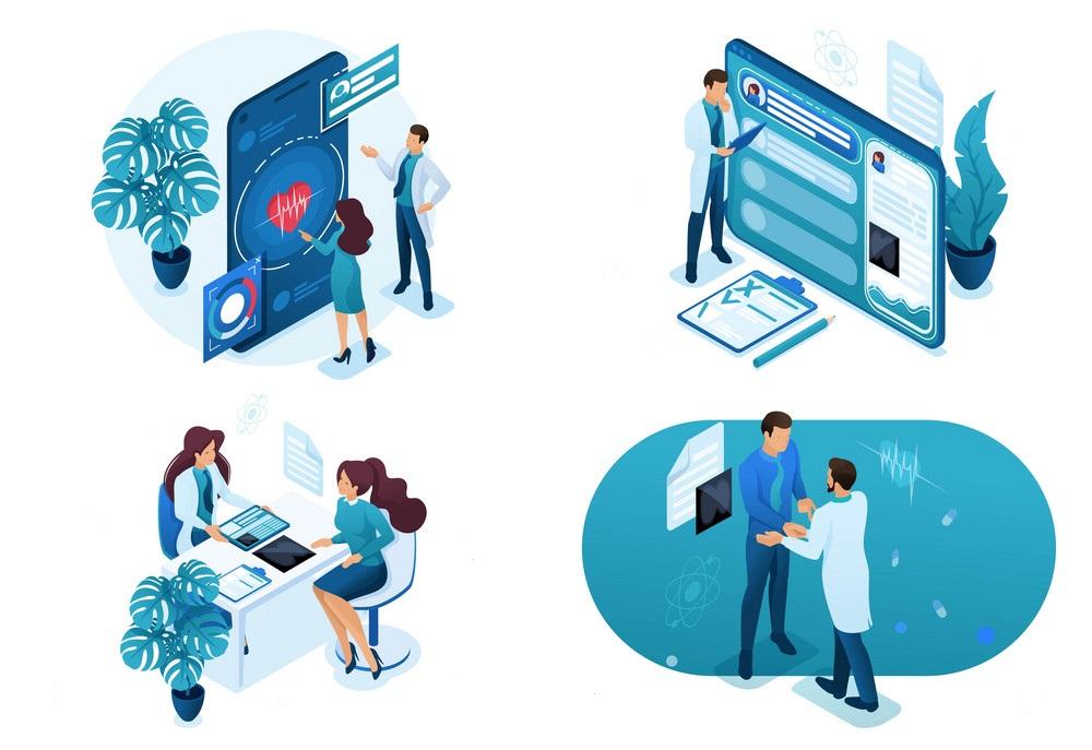 مزایای طراحی وب سایت بیمارستانی چیست؟