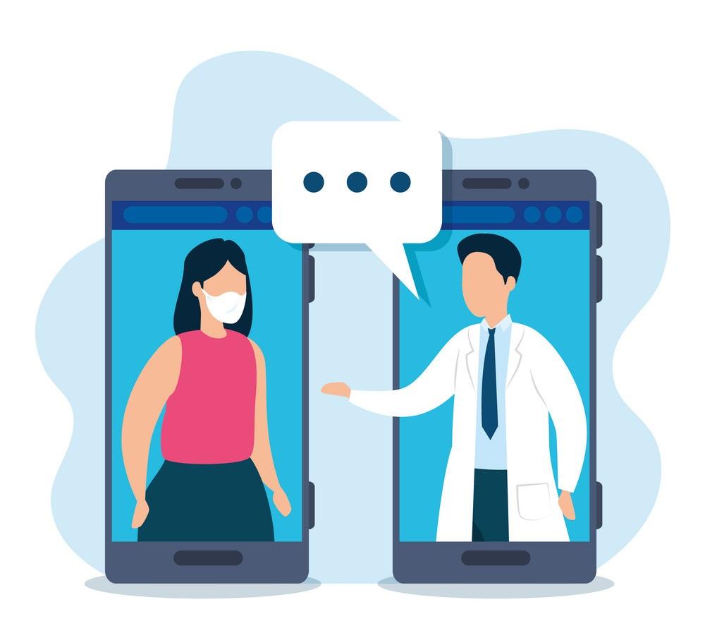 نرم افزار مشاوره آنلاین پزشکی