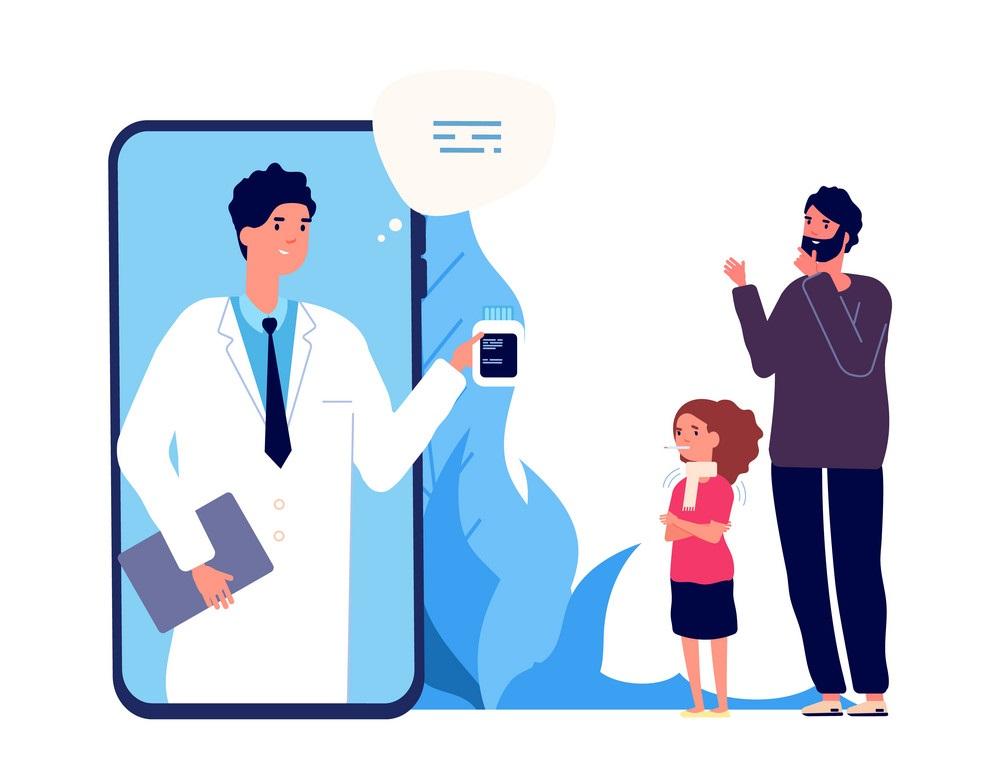 نوبت دهی و مشاوره آنلاین پزشکی