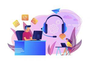 پشتیبانی و خدمات پس از فروش شرکت ارائهکنندۀ نرم افزار آموزش مجازی