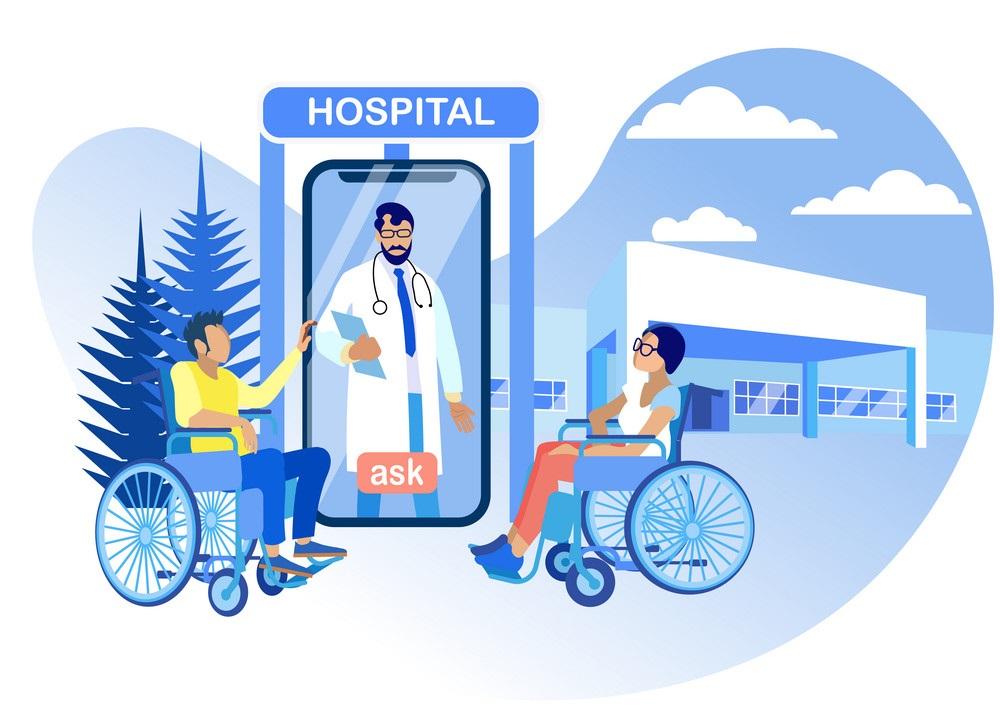 لذت تجربۀ آرامش در محیط بیمارستان با نوبت دهی و مشاوره آنلاین پزشکان!