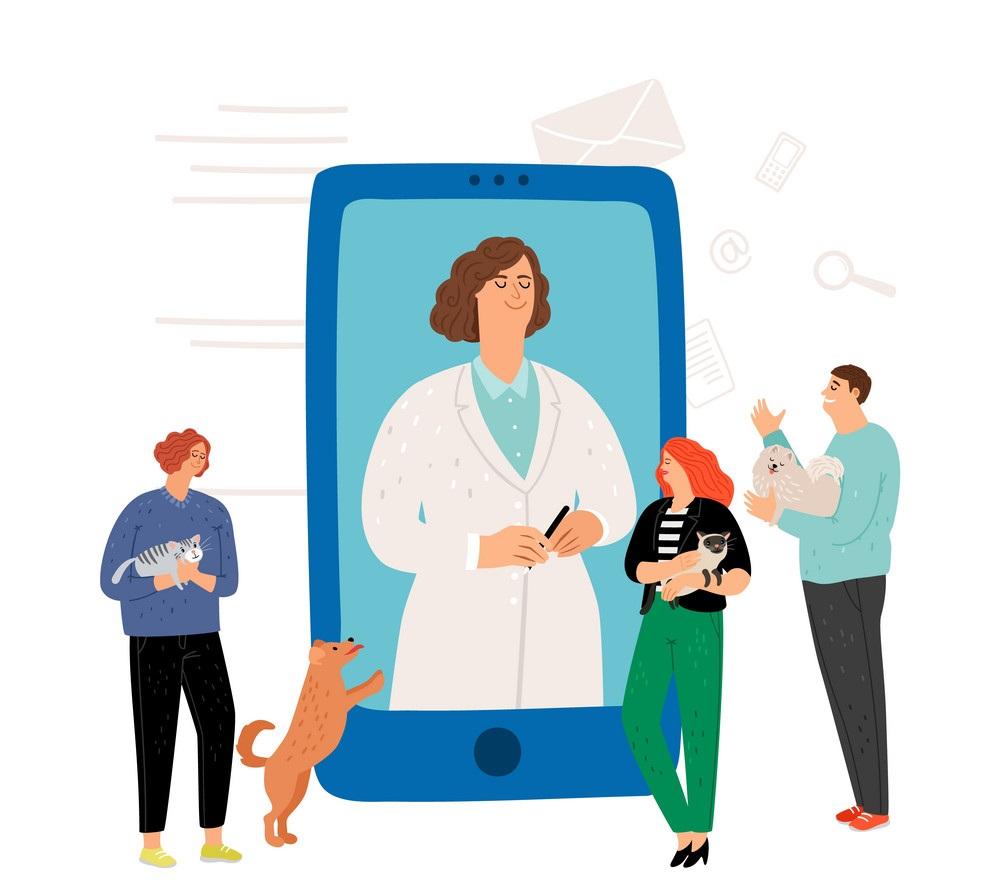 اصلیترین نیاز یک کلینیک دامپزشکی برای معرفی خدمات خود در عصر دیجیتال