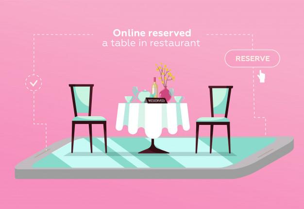نرم افزار رزرو آنلاین رستوران