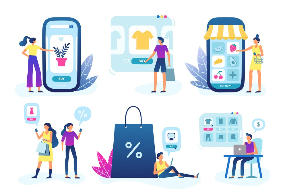با ارسال نوتیفیکیشن به اپلیکیشن، مشتریان را به فروشگاه برگردانید