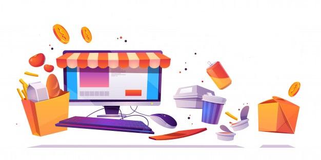 راهکارهای فروش آنلاین کافه و کافی شاپ