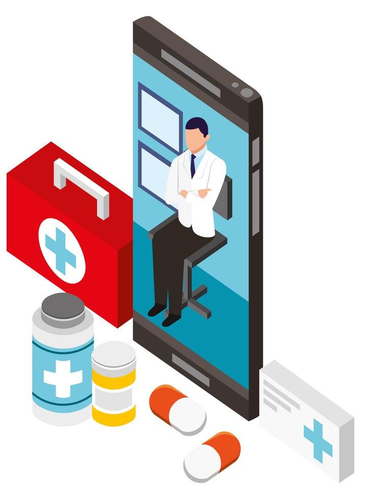 فواید طراحی اپلیکیشن پزشکی