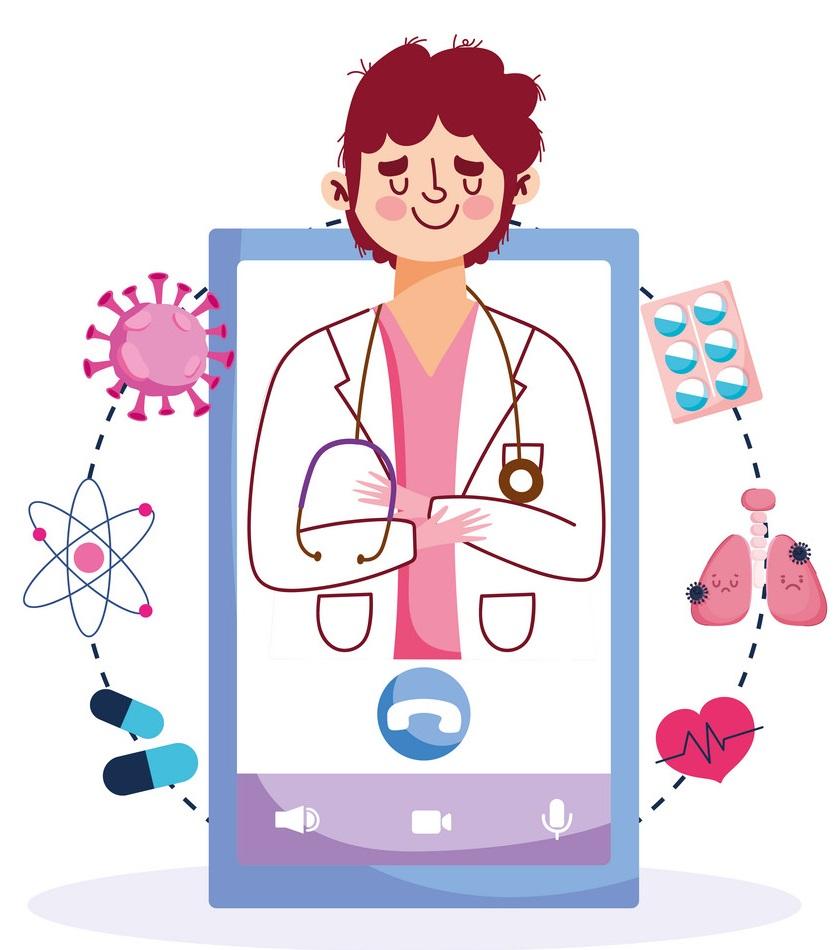 با حضور در موبایل بیماران، همراه همیشگی و واقعی آنها میشوید!