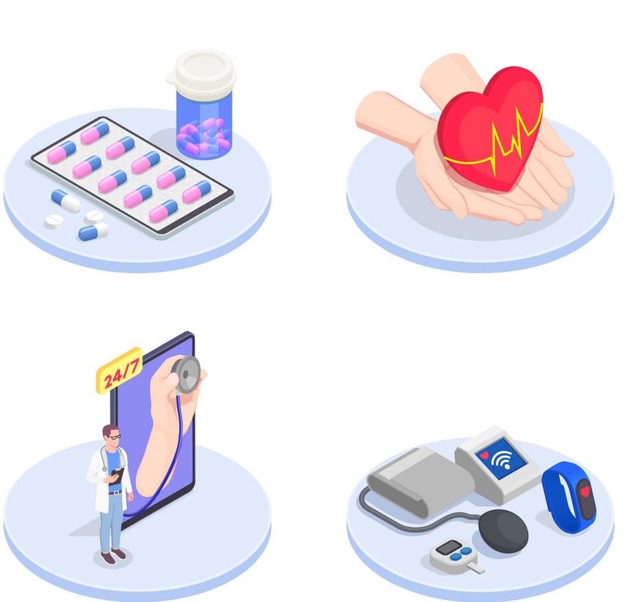 مزایای طراحیاپلیکیشن پزشکی